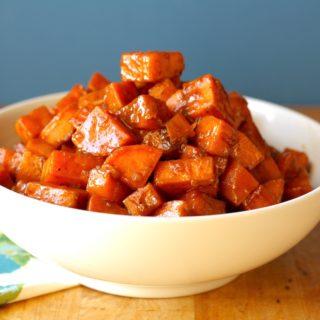 Stove Top Sweet Potatoes Recipes.