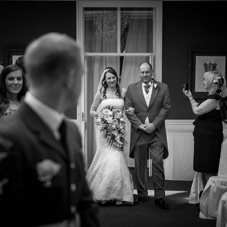 Wedding photographer Andrew Wilkinson (wilkinson). Photo of 13.05.2015