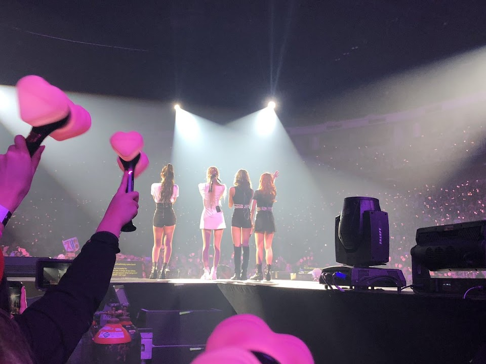 blackpink atlanta