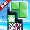 Tetra Block - Puzzle Game icon