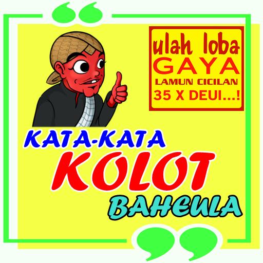 Kata Kata Kolot Baheula Android приложения Appagg