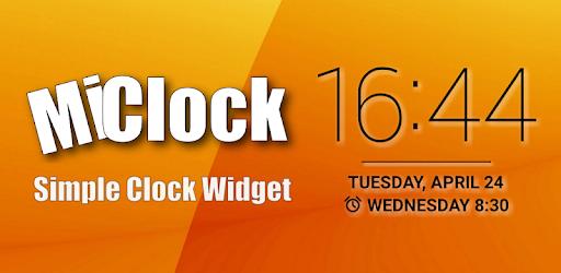 MiClock / LG G4 Clock Widget v2.0.76 (Pro)