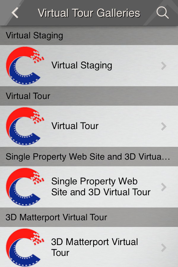 IDI Virtual Tours- screenshot