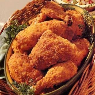 Weight Watchers Spicy Oven-Fried Chicken