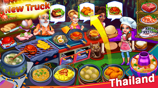 Cooking Express : Star Restaurant Cooking Games  screenshots 6