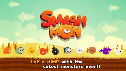 SmashMon -Monster Jump Action