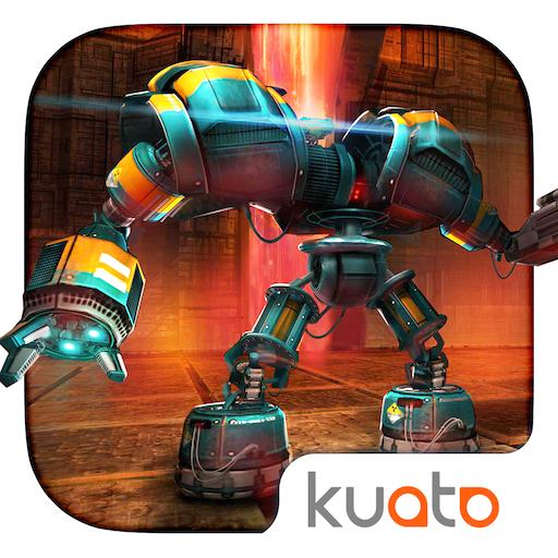 Hakitzu Elite: Robot Hackers 動作 App LOGO-APP試玩