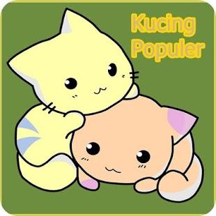 Kucing Populer - náhled