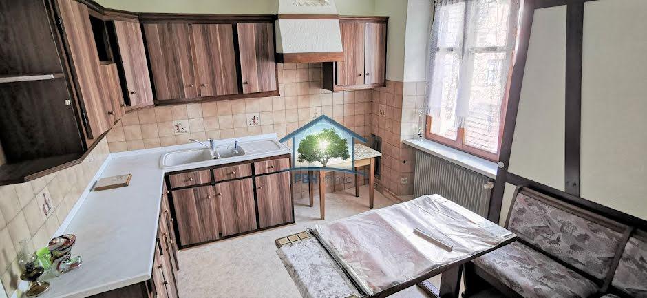 Vente propriété 6 pièces 200 m² à Zutzendorf (67330), 147 000 €