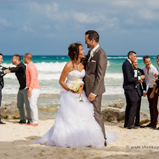 Wedding photographer Zhenya Tischenko (SHENKOphoto). Photo of 25.10.2014