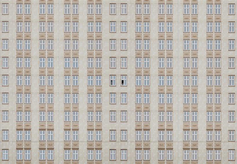 Imágenes geométricas singulares de Gustav Willeit