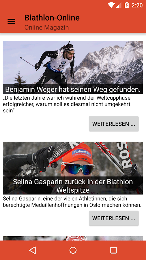 biathlon-online.de- screenshot