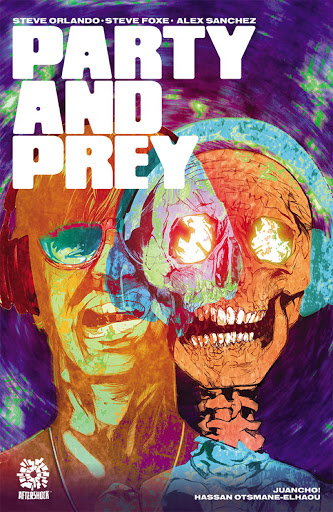 Party & Prey, a new queer thriller coming from Orlando, Foxe and Sanchez