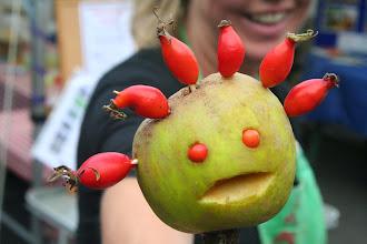 Photo: Woodland puppet