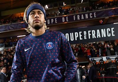 Neymar réagit à la polémique dont il fait l'objet