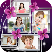 App Flower Frame Photo Collages APK for Windows Phone
