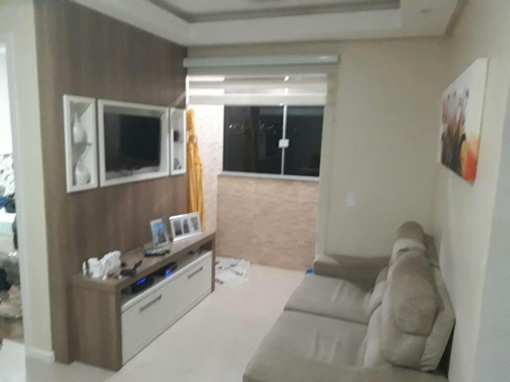 Apartamento residencial à venda, Ponte do Imaruim, Palhoça – AP4089.