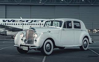 Bentley MK VI Rent British Columbia