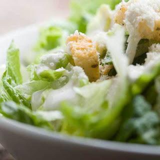 Exceptional Caesar Salad