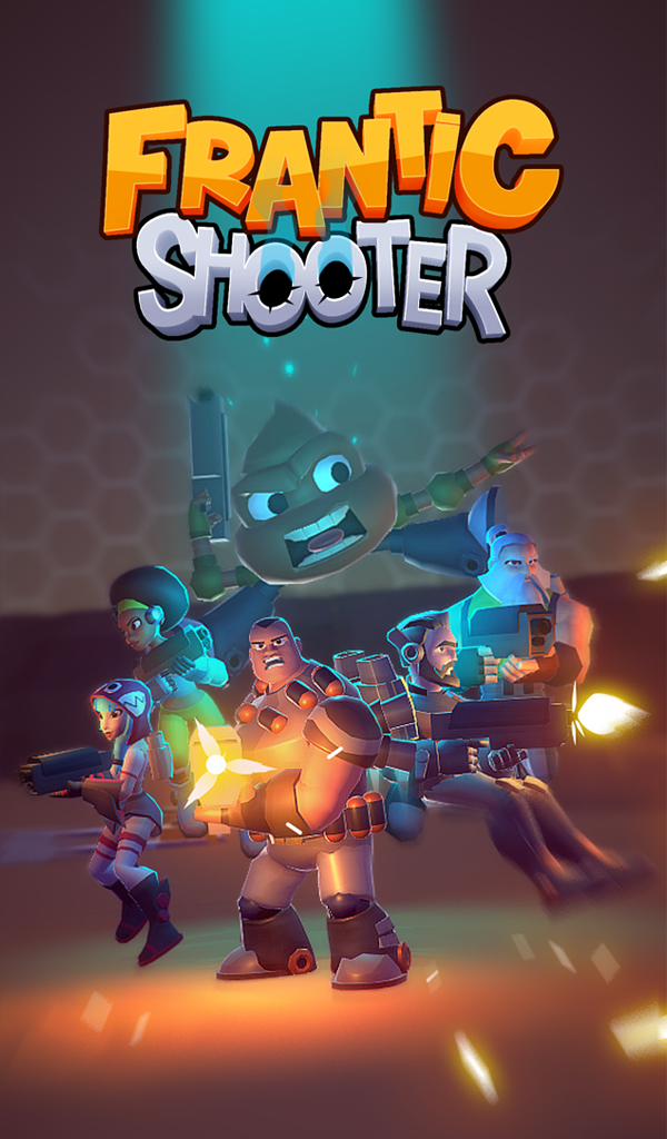 Frantic Shooter screenshot #1