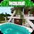 Modern House for Minecraft PE logo
