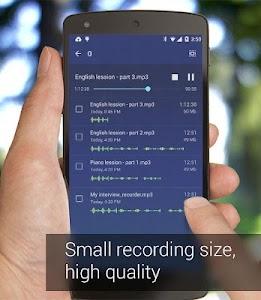 Recordr - Sound Recorder Pro v2.62
