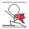Screen mate Stick icon