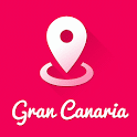 2015 Gran Canaria offline map icon