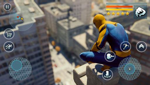 Spider Rope Gangster Hero Vegas - Rope Hero Game apkmr screenshots 16