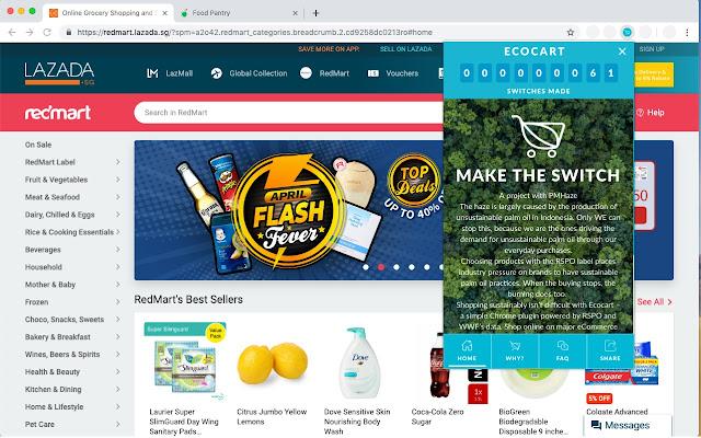 EcoCart - Make the world a better place