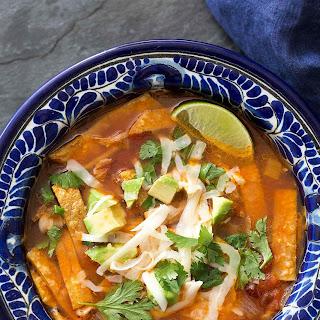 Smoked Turkey Tortilla Soup Recipes