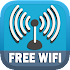 Free Wifi Connection manager Anywhere Network Map
