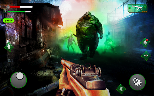 Death Deal Zombie Shooting Games 2019 v2 0 Mod (Unlimited