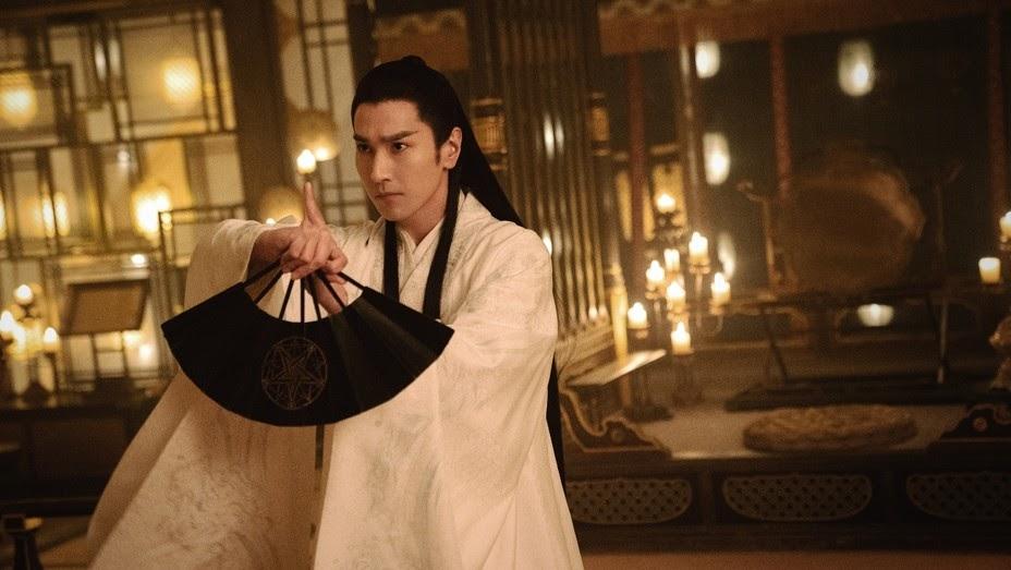 El maestro del Yin y el Yang: En busca de la eternidad