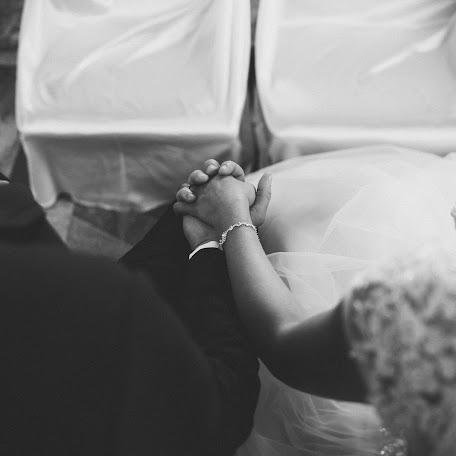 Wedding photographer Magdalena Musiał (musia). Photo of 19.10.2015