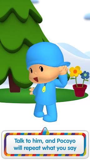 Talking Pocoyo 2 | Kids entertainment game!  screenshots 4