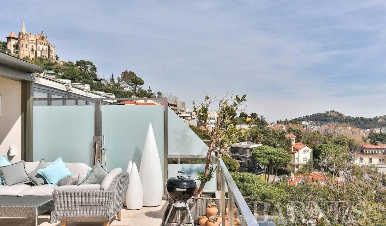 Appartement avec piscine Barcelone