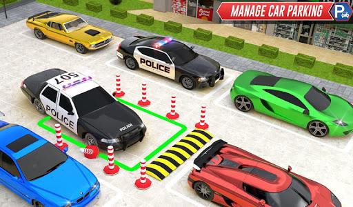 Imágenes de Impossible Police Car Parking Car Driver Simulator 10