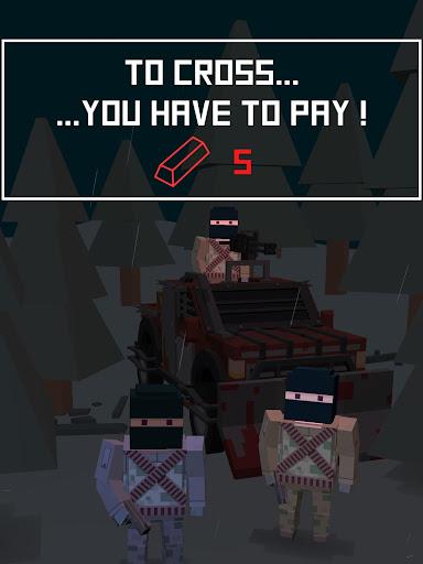 Zombie War Survivor : Forest of the Walking Dead screenshot 16