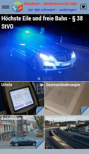 Daubner Polizei-Verkehrsrecht