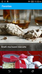 Christmas biscuits Recipes Screenshot