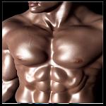 Bodybuilding Workout Icon
