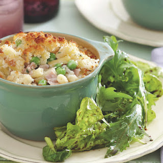 Macaroni and Cheese with Smoky Ham