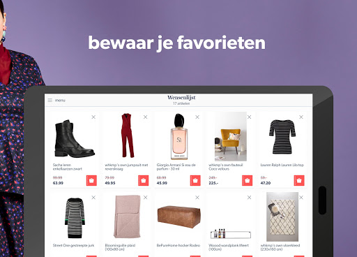 wehkamp - shopping & service screenshot 12