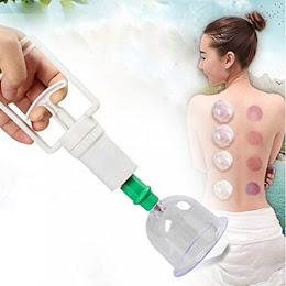 Intareste-ti imunitatea! Set 12 ventuze medicinale terapeutice