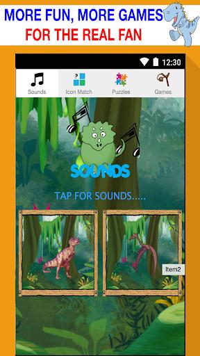 Jurassic Dino Games for Kids