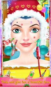 Christmas Girl Plastic Surgery v1.0.2