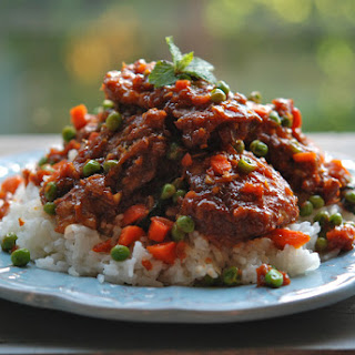 Sweet & Sour Bangkok-Style Chicken with Chiles