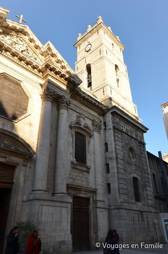 Toulon - cathédrale notre dame de la seds