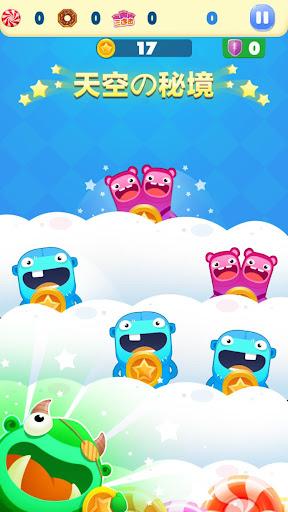 休閒必備免費app推薦|糖果小怪獸 - 呆萌怪獸的糖果大戰線上免付費app下載|3C達人阿輝的APP
